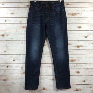 Old Navy Athletic Fit Jeans (Bin: KC610)
